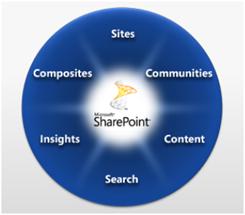 SharePoint Server 2010 Pie